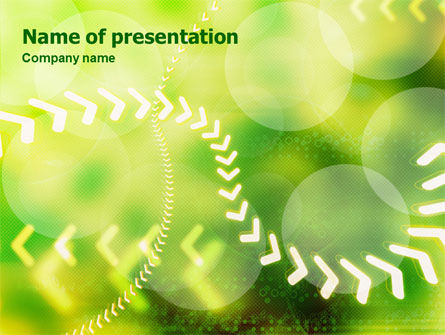 Abstract/Textures: Internet PowerPoint Template #01500