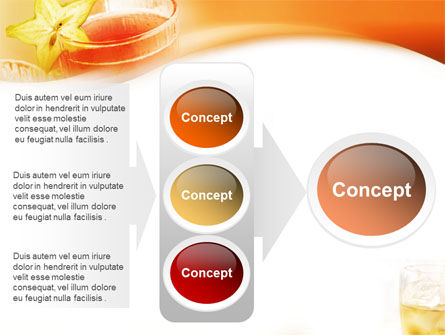 Soft Drinks PowerPoint Template Slide 11