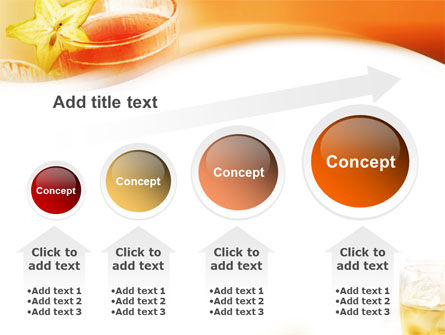 Soft Drinks PowerPoint Template Slide 13
