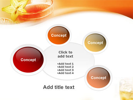 Soft Drinks PowerPoint Template Slide 16
