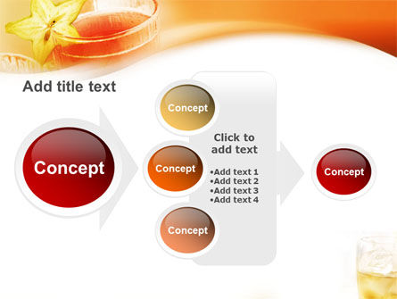 Soft Drinks PowerPoint Template Slide 17