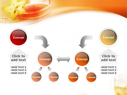 Soft Drinks PowerPoint Template Slide 19