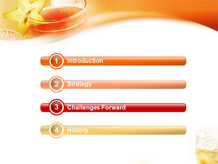 Soft Drinks PowerPoint Template, Slide 3, 01502, Food & Beverage — PoweredTemplate.com