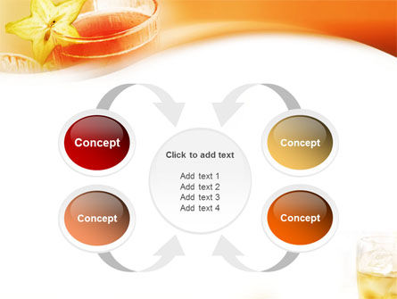 Soft Drinks PowerPoint Template Slide 6