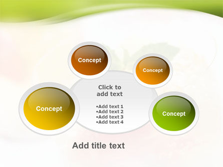 Dessert PowerPoint Template Slide 16