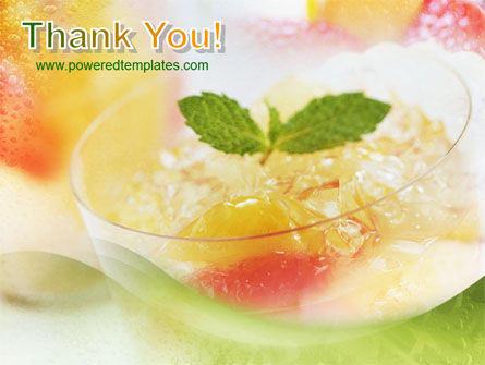 Dessert PowerPoint Template Slide 20
