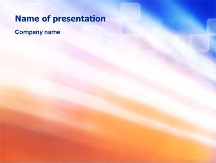 Abstract/Textures: Innovation PowerPoint Template #01506