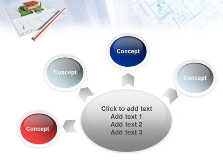 Cottage Model PowerPoint Template Slide 7