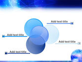 Blue Earth Abstract PowerPoint Template#10
