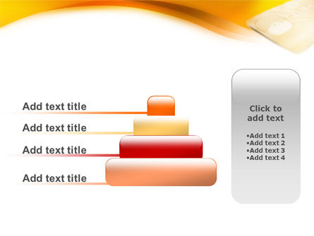 Cash Card PowerPoint Template Slide 8