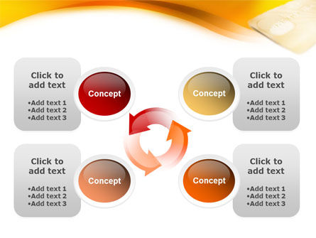 Cash Card PowerPoint Template Slide 9