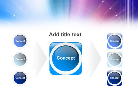 Control Panel PowerPoint Template Slide 17