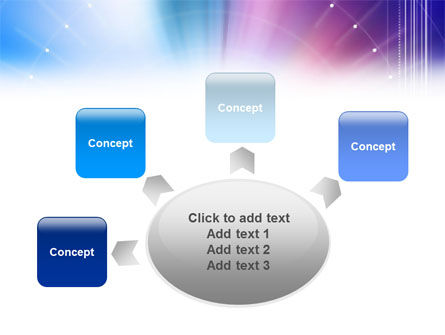 Control Panel PowerPoint Template Slide 7