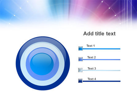 Control Panel PowerPoint Template Slide 9