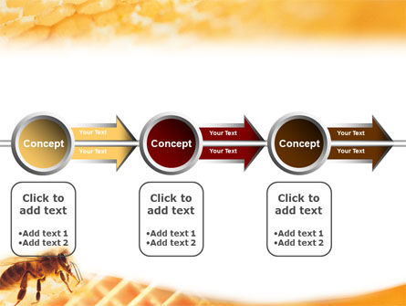 Wafers and Honey PowerPoint Template Slide 11