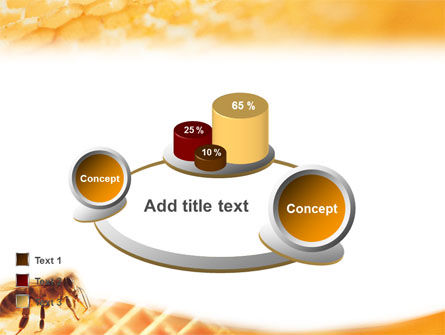 Wafers and Honey PowerPoint Template Slide 13
