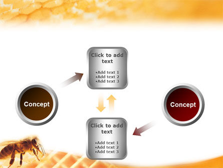 Wafers and Honey PowerPoint Template Slide 19