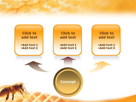 Wafers and Honey PowerPoint Template Slide 4