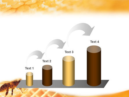 Wafers and Honey PowerPoint Template Slide 7