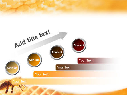 Wafers and Honey PowerPoint Template Slide 9