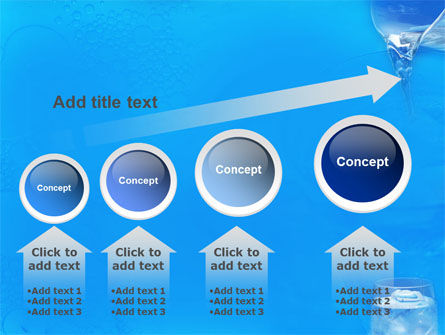 Glass Of Water And Ice PowerPoint Template Slide 13