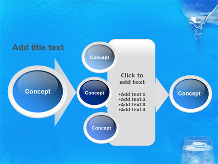 Glass Of Water And Ice PowerPoint Template Slide 17