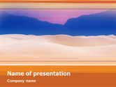 Nature & Environment: Paysage PowerPoint Template #01520