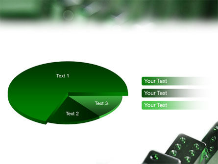 Domino PowerPoint Template Slide 14