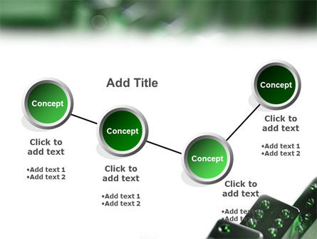 Domino PowerPoint Template Slide 6
