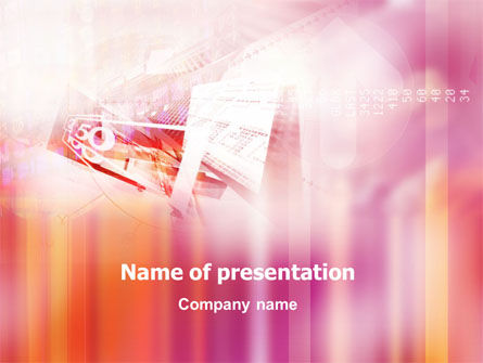 Technology and Science: Development PowerPoint Template #01522