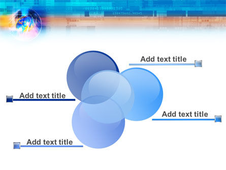 Technology & World PowerPoint Template Slide 10