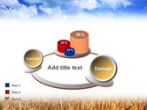 Wheat Field PowerPoint Template#13