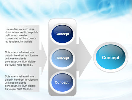 Aqua PowerPoint Template Slide 11
