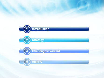 Aqua PowerPoint Template Slide 3