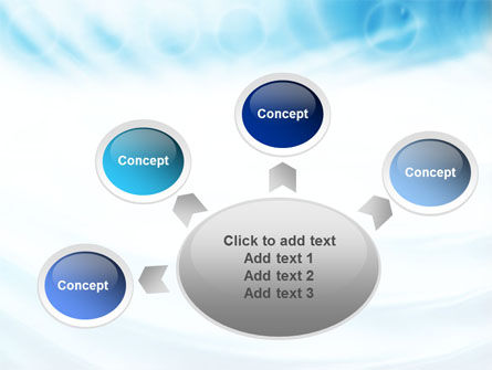 Aqua PowerPoint Template Slide 7