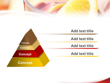 Light Drink PowerPoint Template Slide 10