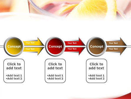 Light Drink PowerPoint Template Slide 11