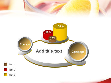 Light Drink PowerPoint Template Slide 13