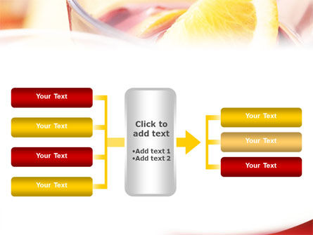Light Drink PowerPoint Template Slide 16