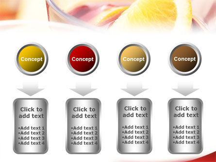 Light Drink PowerPoint Template Slide 18