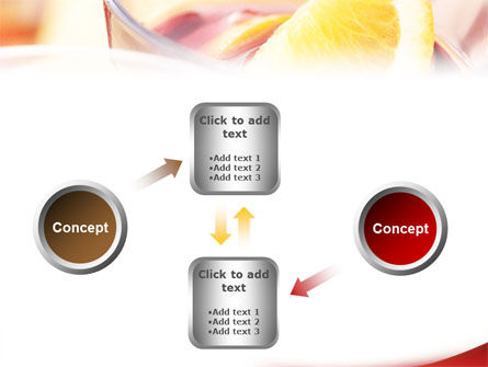 Light Drink PowerPoint Template Slide 19