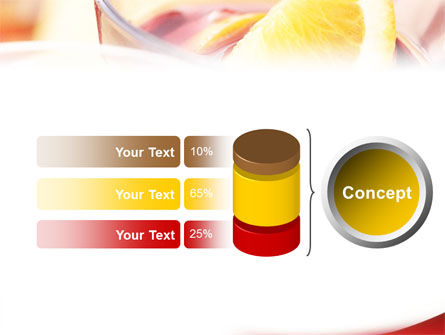Light Drink PowerPoint Template Slide 8