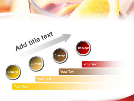 Light Drink PowerPoint Template Slide 9