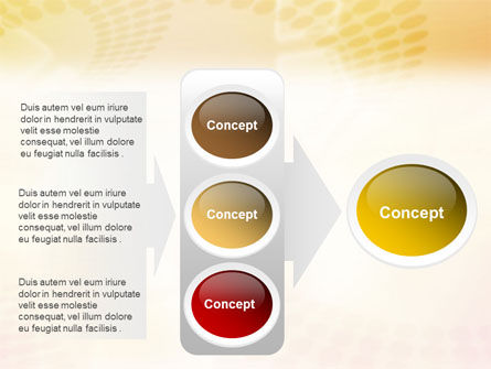 Circles PowerPoint Template Slide 11