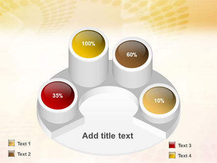 Circles PowerPoint Template Slide 12