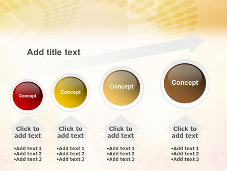 Circles PowerPoint Template Slide 13