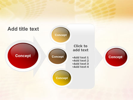Circles PowerPoint Template Slide 17