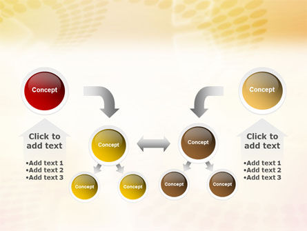 Circles PowerPoint Template Slide 19