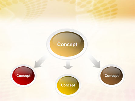Circles PowerPoint Template Slide 4