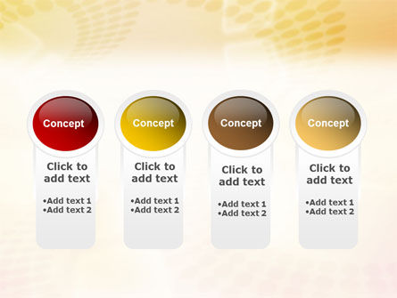Circles PowerPoint Template Slide 5